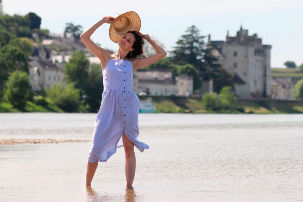 patron de couture caeli version B robe sewing soon
