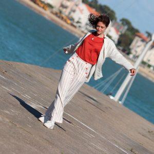 Patron de couture pantalon ignis, sewing soon