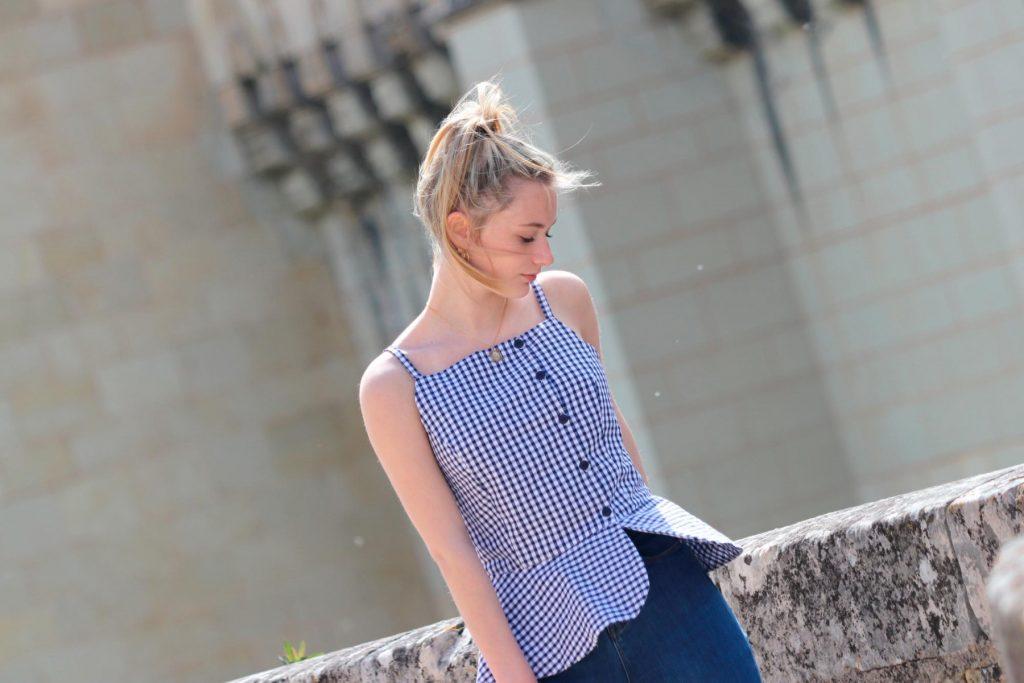 Patron de couture top cacaco bustier Caeli Sewing SOON